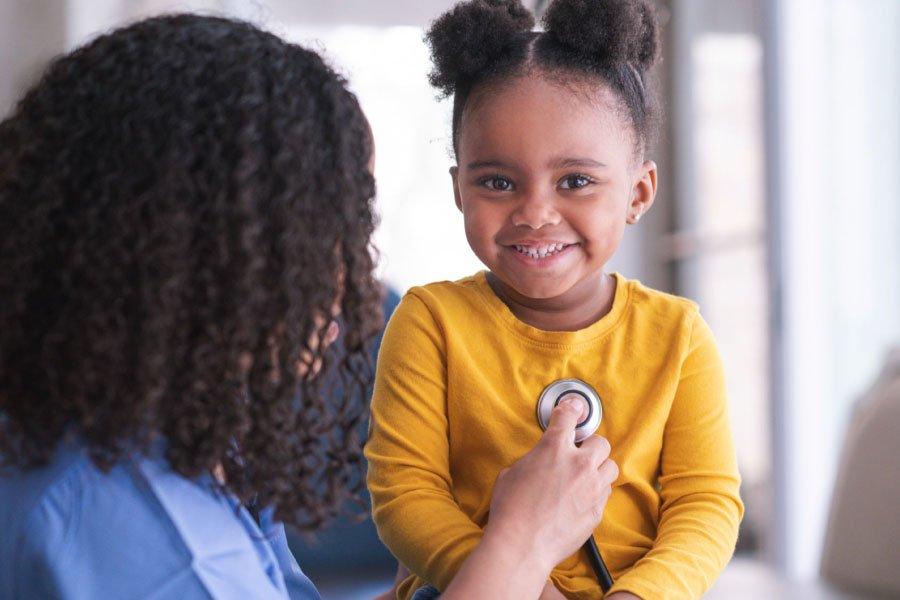 doenças cardíacas infantis